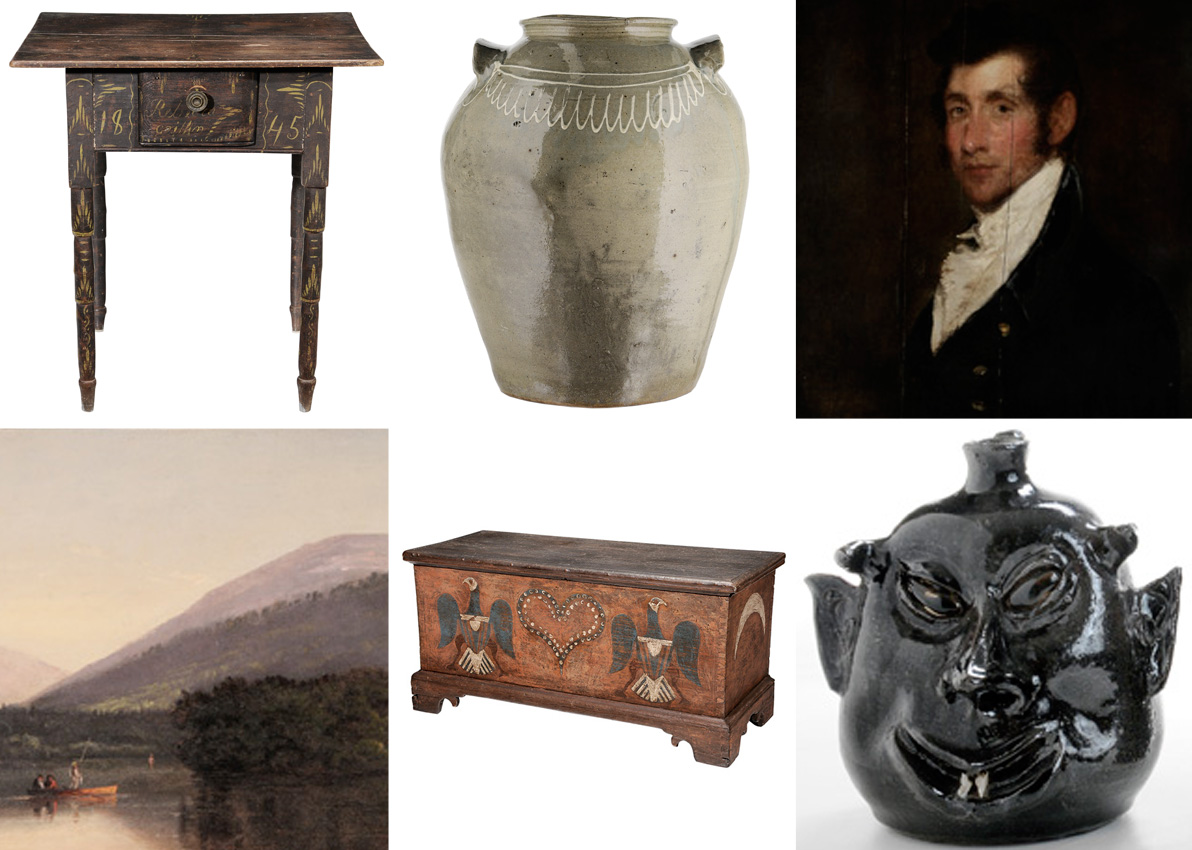 Add Your Consignment to a Strong Core of Southern Furniture, Paintings and Ceramics Being Offered in our July 9 Auction.